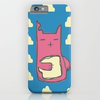iPhone & iPod Case featuring Nom Nom Nom by Anica Costa