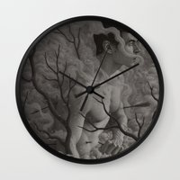 Immortality I Wall Clock