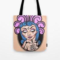 Hoochi Mama Tote Bag