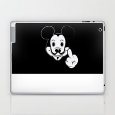 Mask Anonymouse Laptop & iPad Skin