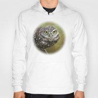 Burrowing Owl  Hoody