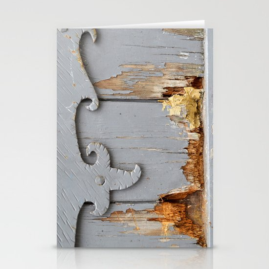Door 2 Stationery Card