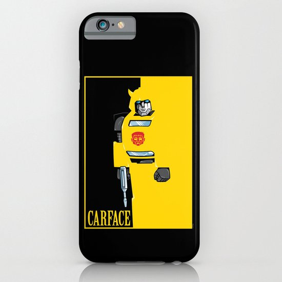 Carface iPhone & iPod Case