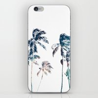 Stellar Palms iPhone & iPod Skin