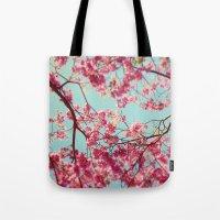 Spring Sky Tote Bag