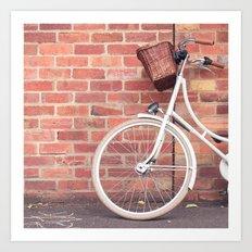 Beautiful Bike Art Print