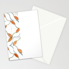Modern Tiles Stationery Cards