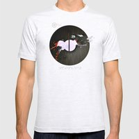 Dot Mens Fitted Tee Ash Grey SMALL