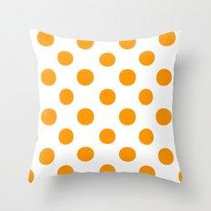 Polka Dots........... Throw Pillow