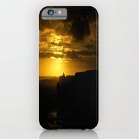 Sunset along the Great Southern Ocean - Australia iPhone 6 Slim Case