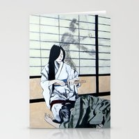 Forced Entry II Stationery Cards