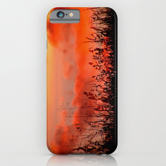 Rainbow Sundown iPhone & iPod Case
