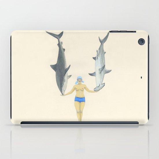 The Shark Charmer iPad Case