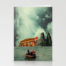 We Are All Fishermen Stationery Cards