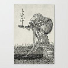 'Time' Canvas Print