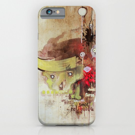 re lie able iPhone & iPod Case
