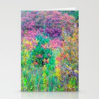 A Walk Among The Colors … Stationery Cards
