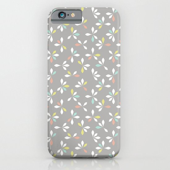 loves me loves me not pattern - pastel iPhone & iPod Case