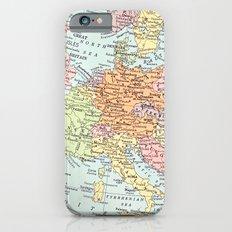 European tour iPhone 6s Slim Case