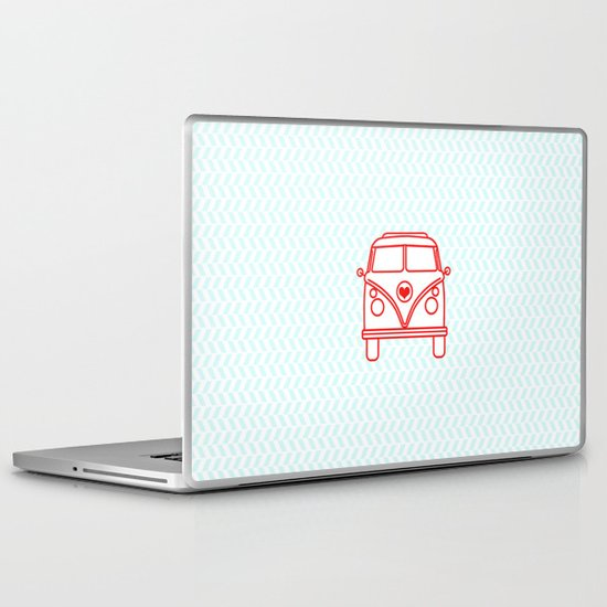 let's go wild and explore the world! Laptop & iPad Skin