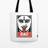 Obey Kali Tote Bag