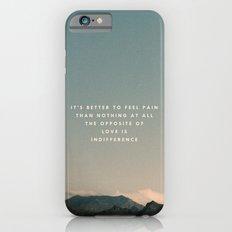 Stubborn Love Slim Case iPhone 6s