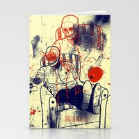 Oh Frank You Did It Agai… Stationery Cards