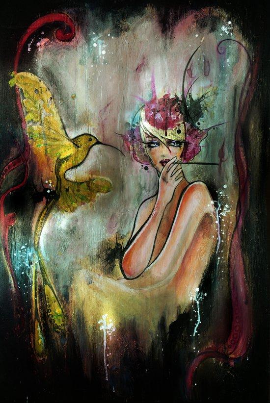Phoenix 2 Art Print