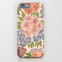 Bouquet iPhone 6 Slim Case