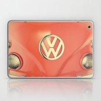 Big Orange Laptop & iPad Skin