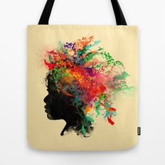Wildchild Tote Bag