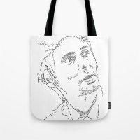 Matthew Bellamy WordsPor… Tote Bag