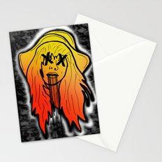 Random Girl Stationery Cards