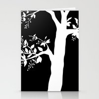 Chokecherry Tree Stationery Cards