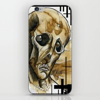 Dead Head iPhone & iPod Skin