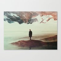 Mutual Canvas Print