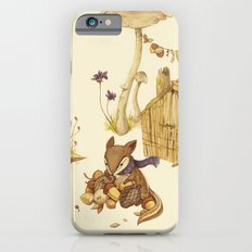 Harvey the Greedy Chipmunk iPhone 6 Slim Case