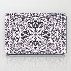 Black and white iPad Case