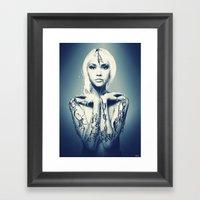 Beauty Expired Framed Art Print