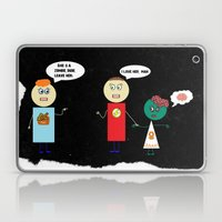 Zombie Girlfriend Laptop & iPad Skin