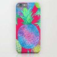PINEAPPLE PUNCH iPhone 6 Slim Case