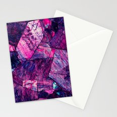 Labradorite Purple Stationery Cards