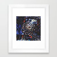 constituents of the lakeshore Framed Art Print