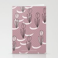Tulips 01 Stationery Cards