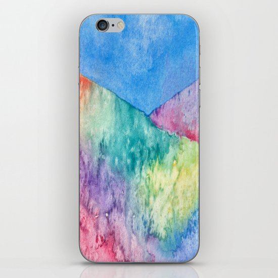 Summer Meadow iPhone & iPod Skin