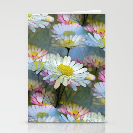 Dreaming Daisies Stationery Card