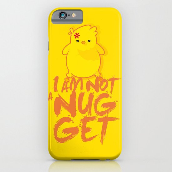 I'm not a Nugget iPhone & iPod Case