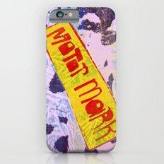 Motor Mark Slim Case iPhone 6s