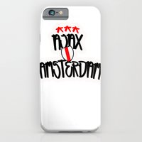 Ajax Amsterdam Graffiti … iPhone 6 Slim Case