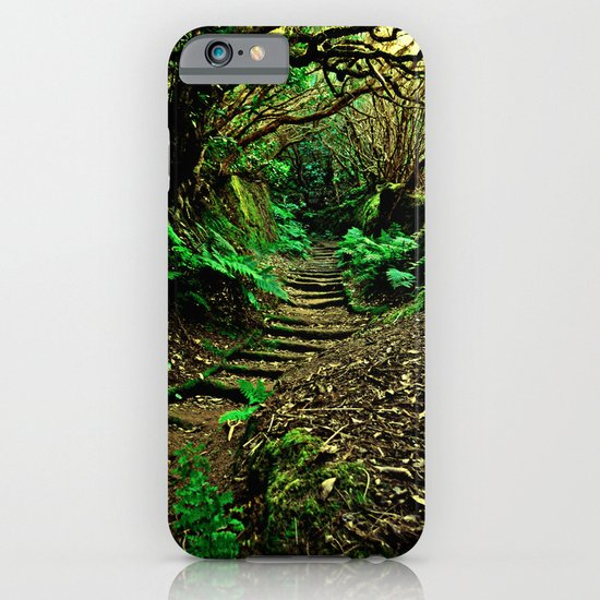Forest Secrets iPhone & iPod Case